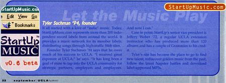 UCLAlumni Magazine